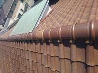 以前から気になっていた屋根も修繕し、安心した生活がおくれます!