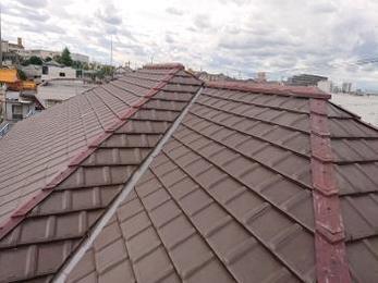 不安だった屋根もこれで安心です!