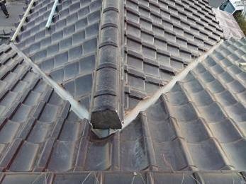 定期的な屋根の点検やはり必要ですね!